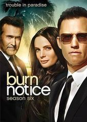 Burn Notice - Season 6 (4-DVD)