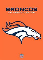 Football - NFL History of the Denver Broncos