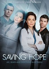Saving Hope - Complete 3rd Season (5-DVD)