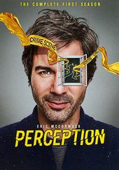 Perception - Complete 1st Season (2-DVD)