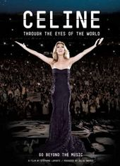 Celine: Through the Eyes of the World (Blu-ray)