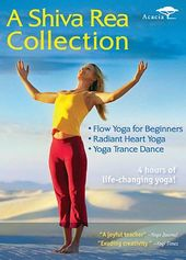 A Shiva Rea Collection (3-DVD)