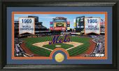 "Baseball - New York Mets ""Traditions"" Bronze Coin"