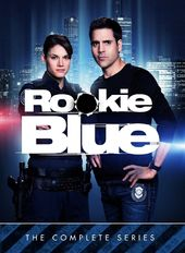 Rookie Blue - Complete Series (22-DVD)
