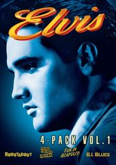 Elvis Four-Movie Collection, Volume 1 (Girls