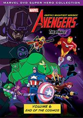 The Avengers: Earth's Mightiest Heroes, Volume 6