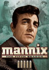 Mannix - Season 5 (6-DVD)