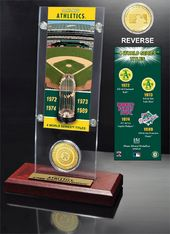 Baseball - Oakland Athletics - World Series