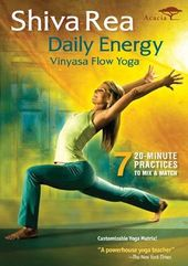 Shiva Rea: Daily Energy Flow