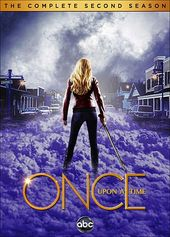 Once Upon a Time - Complete 2nd Season (5-DVD)