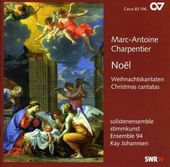 Charpentier: Noel Christmas cantatas