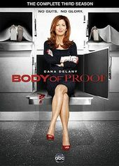 Body of Proof - Complete 3rd Season (3-DVD)