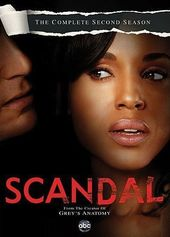 Scandal - Complete 2nd Season (5-DVD)
