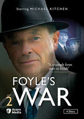 Foyle's War - Set 2 (4-DVD)