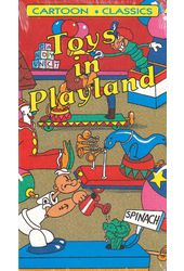 Toys In Playland