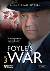 Foyle's War - Set 3 (4-DVD)