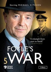 Foyle's War - Set 5 (3-DVD)