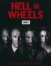 Hell on Wheels - Complete Series (9-DVD)