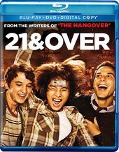 21 & Over (Blu-ray + DVD)