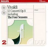 "Vivaldi: 12 Concerti Op. 8 including ""The Four"