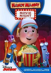 Handy Manny: Movie Night