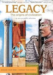 Legacy: The Origins of Civilization (3-DVD)