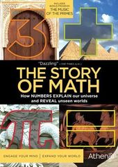 The Story of Math (3-DVD)