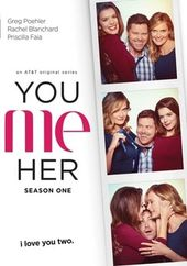 You Me Her - Season 1 (2-DVD)