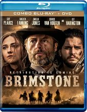 Brimstone (Blu-ray + DVD)