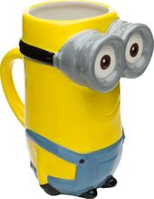Despicable Me - Minions:Kevin Sculpted Mug
