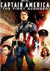 Marvel Cinematic Universe - Captain America: The