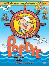 Popeye the Sailor: 75th Anniversary Collector's
