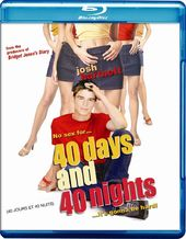 40 Days and 40 Nights (Blu-ray) [Import]