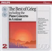 The Best of Grieg including the Piano Concerto in