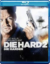 Die Hard 2: Die Harder (Blu-ray + DVD)