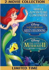 The Little Mermaid II: Return to the Sea / The
