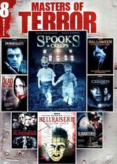 Masters of Terror (Spooks & Creeps: A Collection