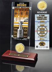 Hockey - Boston Bruins 6x Stanley Cup Champions