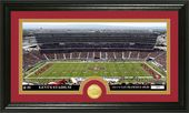 "Football - San Francisco 49ers ""Stadium"" Bronze"