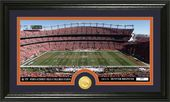 "Football - Denver Broncos ""Stadium"" Bronze Coin"