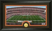"Football - Cleveland Browns ""Stadium"" Bronze Coin"