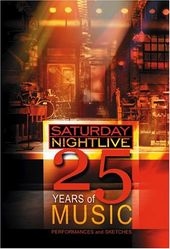 Saturday Night Live - 25 Years of Music (5-DVD)