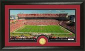 "Football - Tampa Bay Buccaneers ""Stadium"" Bronze"
