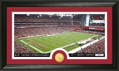"Football - Arizona Cardinals ""Stadium"" Bronze"