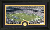 "Football - San Diego Chargers ""Stadium"" Bronze"