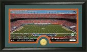 "Football - Miami Dolphins ""Stadium"" Bronze Coin"