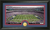 "Football - New York Giants ""Stadium"" Bronze Coin"