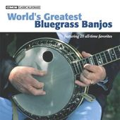World's Greatest Bluegrass Banjos