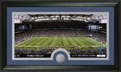 "Football - Detroit Lions ""Stadium"" Minted Coin"