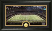 "Football - New Orleans Saints ""Stadium"" Bronze"